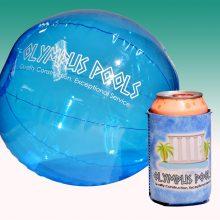 Olympus Ball Koozie 8595